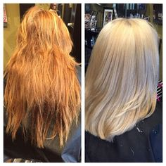 Before/After #colorcorrection