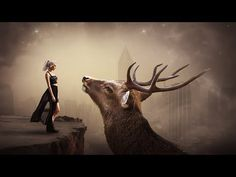 The Lost World Photo Manipulation Tutorial In Affinity Photo Hello, In this Affinity Photo Tutorial you can see all the process of making conceptual art phot. Affinity Photo Tutorial, Photoshop Tutorials Youtube, Photo Manipulation Tutorial, The Lost World, Affinity Designer, Conceptual Art, Photo Tips, Moose Art