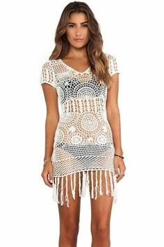 Shop for stylish Designer Swimwear for Women at REVOLVE CLOTHING. Find designer bathing suits including Bikinis, One Piece suits & more from top brands! Bikinis Crochet, Daisy Dress, Summer Swimwear, Swimsuit Cover Ups, Designer Swimwear, Revolve Clothing, Summer Wear, Fashion Outfits, Womens Fashion