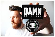Damn Good Soap Company Beard Soap & Beard Balm (the woods) - recenzja mydła i balsamu do brody