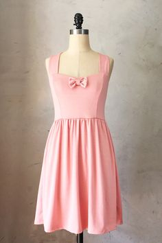 SWEETHEART  BLUSH  Rose pink vintage inspired by FleetCollection, $58.00