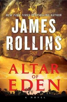 Altar of Eden by James Rollins