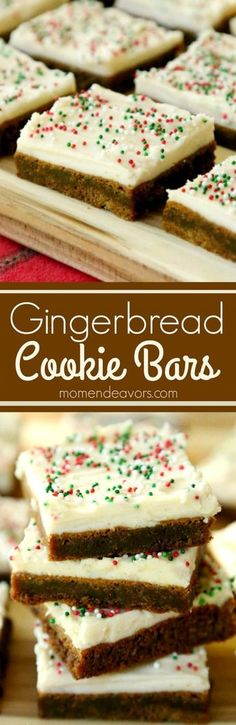 Soft & chewy gingerb