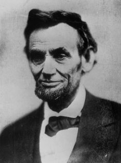 Two-Term President Abraham Lincoln