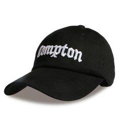 2ae5874930d Glaedwine Baseball cap Compton skateboard brand snapback golf hats for men women  hip hop bone aba reta casquette de marque touca