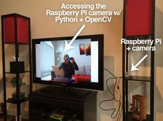 Learn how to access the Raspberry Pi camera and and video stream using Python and OpenCV. Capture images and videos using your Pi, Python, and OpenCV.