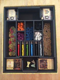 Lords of Waterdeep | Image | BoardGameGeek custom box insert