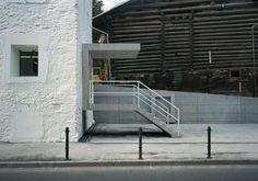 Cultural Centre in Flims, Valerio Olgiati