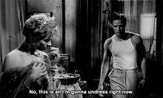 Marlon Brando - A Streetcar Named Desire (1951) dir. Elia Kazan