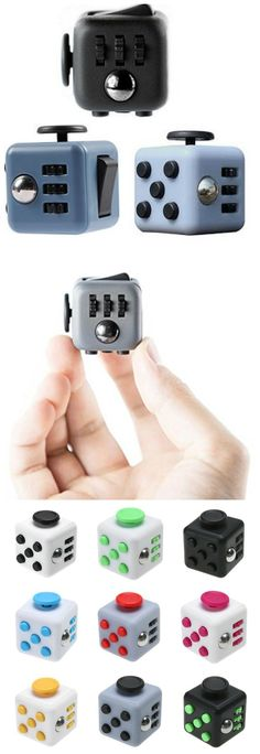 Fidget Cube - Great for Stress and Anxiety Relief. #affiliate