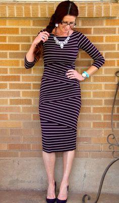 Bailey 44 wiggle dress