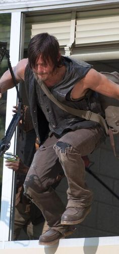 Daryl, what are you doing?