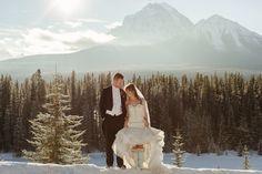 wedding photography in Banff Canada