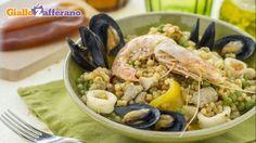 Ricetta Paella algherese - Le Ricette di GialloZafferano.it