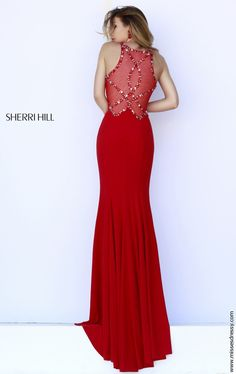 Sherri Hill 9733 Dress - MissesDressy.com