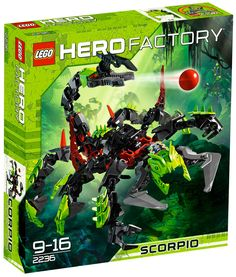 Put a sting in the tail of the heroes mission. Come in, heroes. A huge scorpion has been sighted heading this way. Lego Bionicle Sets, Lego Chima, Lego Mecha, Hero Factory, Pawer Rangers, Witch Doctor, Lego Toys, Cool Lego, Scorpion