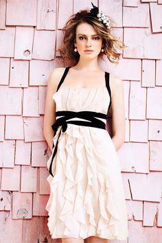 Silk Torrent Dress