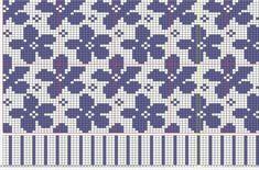 Spring by Ruth Sorensen, pattern isle knitting patterns charts ideas Sprin… - Knitting Charts Tapestry Crochet Patterns, Fair Isle Knitting Patterns, Fair Isle Pattern, Knitting Charts, Knitting Designs, Knitting Stitches, Knit Patterns, Hand Knitting, Stitch Patterns