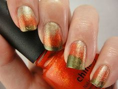 15 Thanksgiving Nail Art Designs You Can Wear All Fall Long – Brit + Co