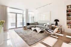 Living room NYC, 520 west, 19 street