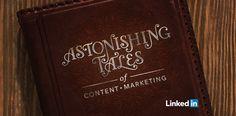 """Astonishing Tales of Content Marketing: Volvo Gets Flexible""  via LinkedIn Marketing"