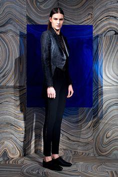 Behnaz Sarafpour Fall 2013 Ready-to-Wear Collection Photos - Vogue