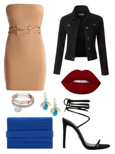 """""""Untitled #2"""" by beacraven ❤ liked on Polyvore featuring LE3NO, MANGO, Alex and Ani, Annette Ferdinandsen and jumpsuits"""