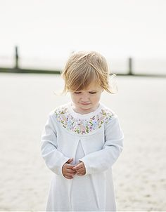 0240c0a198b Delight your baby girl with our enchanting Esme jumper dress. Knitted in a  soft shimmering silver yarn