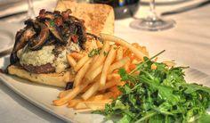 Montrio Bistro - Monterey - Gourmet Burger!