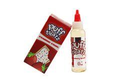 Strawberry Strudel - Puff Treatz E Liquid #vape #vaping #eliquid