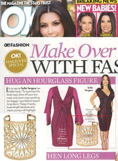 (March 19, 2012) OK! Magazine: Firework Cuff from @Kitson