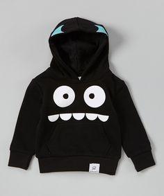 Black Monster Hoodie