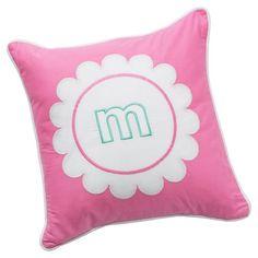 Monogram Pillow Cover | PBteen
