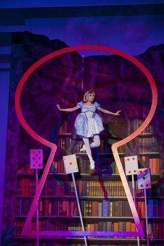 Alice in Wonderland the ballet  http://ballethawaii.org/performances.htm