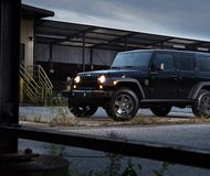 Jeep Wrangler Call of Duty: Black Ops Edition
