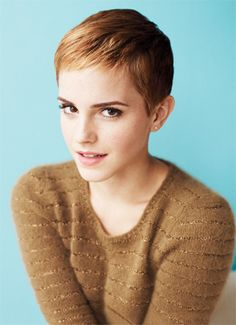 if i have a thin face as hers i will have this haircut too hehe... cute little haircut!