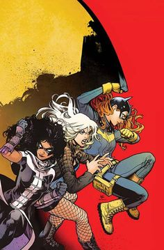 Batgirl and the Birds of Prey #6 - Karmome Shirahama