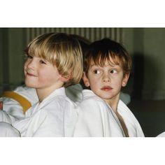 Karate games help keep the learning process fun.