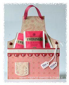 tea bag apron/card...