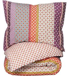 Love the pattern and the colors. Dijon by Hema