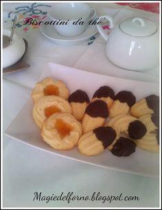 Biscottini da Thè - Magie del forno