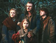 Bard and family