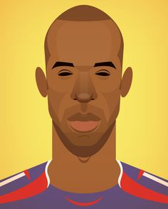 One Thierry Henry.