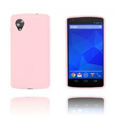 GelCase (Pinkki) Google Nexus 5 Suojakuori - http://lux-case.fi/gelcase-pinkki-google-nexus-5-suojakuori.html