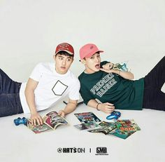 D.O & Chen @ Hats On