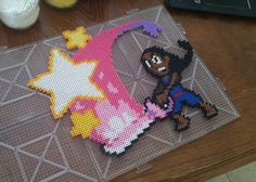 Connie - Steven Universe perler beads by manina_designs