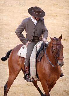 Spanish rider