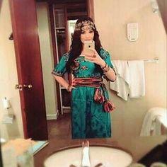 Robe kabyle algérienne ❤❤❤ Rch
