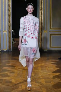 Rahul Mishra Ready To Wear Spring Summer 2016 Paris - NOWFASHION