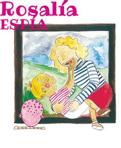 Rosalía la espía - Cuento sobre la sordera